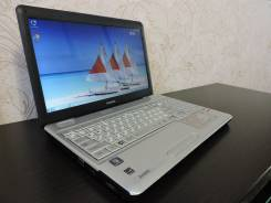 "Toshiba Satellite L505D. 15.6"", 2,0 ГГц, ОЗУ 4096 Мб, диск 320 Гб, WiFi, Bluetooth, аккумулятор на 2 ч."