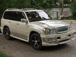 Бампер. Toyota Land Cruiser. Под заказ