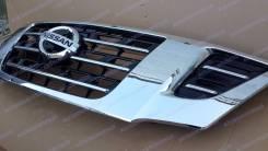 Решетка радиатора. Nissan Patrol, Y62