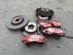 Тормозная система. Toyota Caldina, ST215 Двигатель 3SGTE