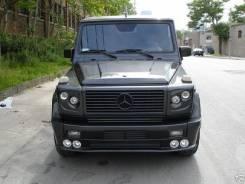 Обвес кузова аэродинамический. Mercedes-Benz G-Class