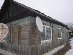 Продам дом в центре с. Чугуевка. Чугуевка, ул Лазо, р-н С. Чугуевка, площадь дома 39 кв.м., скважина, электричество 9 кВт, отопление твердотопливное...
