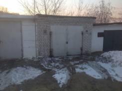 Продам гараж в п Артемовский. улица Днепростроевская 21, р-н артемовский, 32 кв.м., электричество, подвал.