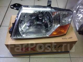 Фара. Mitsubishi Pajero, V68W, V63W, V65W, V60