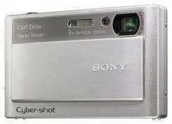 Sony Cyber-shot DSC-T20. 10 - 14.9 Мп, зум: 5х