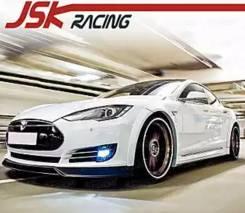 Обвес кузова аэродинамический. Tesla Model S. Под заказ