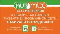 """Колорист. ООО """"Звезда-ЭМ"""" (сеть магазинов """"Automix"""")"""