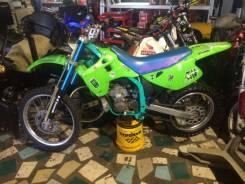 Kawasaki KX 250. 250 куб. см., исправен, птс, без пробега