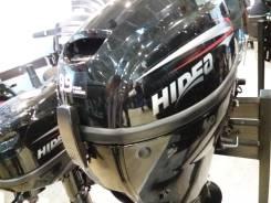 Hidea. 10,00л.с., 4х тактный, бензин, нога S (381 мм), Год: 2017 год. Под заказ