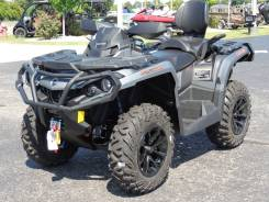 BRP Can-Am Outlander Max 850. исправен, есть птс, без пробега