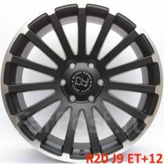 Black Rhino. 9.0x20, 6x139.70, ET12, ЦО 108,0мм.