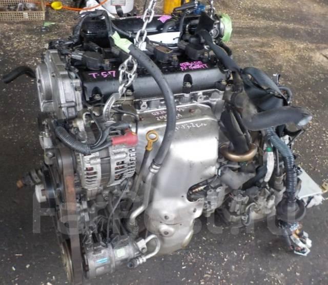 Двигатель в сборе. Nissan: Primera, Liberty, NV350 Caravan, Avenir, AD, Prairie, Serena, Wingroad, Teana, Atlas, Caravan, X-Trail Двигатель QR20DE. По...
