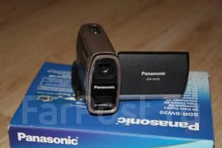Panasonic SDR-SW20. Менее 4-х Мп, без объектива