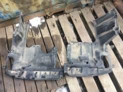 Защита двигателя. Toyota Isis, ANM10, ANM15, ZGM10, ZGM11, ZNM10, ZGM15 Двигатели: 3ZRFAE, 1AZFSE, 2ZRFAE, 1ZZFE