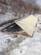Продам металический каркас - крышу