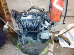 Двигатель в сборе. Opel Astra