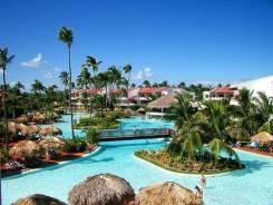 Доминиканская Республика. Пунта-Кана. Пляжный отдых. Бескрайние пляжи Доминиканы