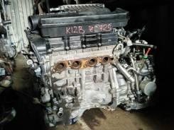Двигатель в сборе. Suzuki Swift, ZC72S Двигатель K12B