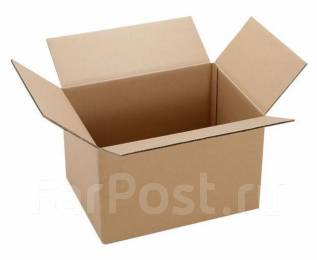 Вывезу картонные коробки больших и средних размеров.