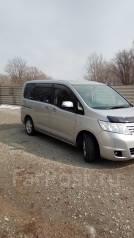 Nissan Serena. вариатор, передний, 2.0 (137 л.с.), бензин, 72 185 тыс. км