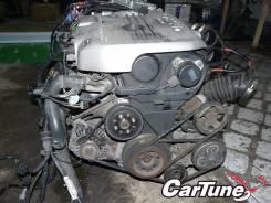 Двигатель в сборе. Nissan Stagea, WGNC34 Двигатель RB25DET. Под заказ
