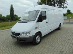 Mercedes-Benz Sprinter 413 CDI. Mercedes-Benz Sprinter Classic 413 CDI KA, 2 200 куб. см.