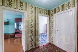 3-комнатная, улица Вокзальная 48/3. Центральный, агентство, 62 кв.м.