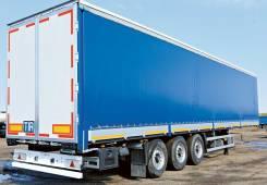 Нефаз 93341-08. Полуприцеп тентованый Нефаз 93341-14-08, 32 000 кг.