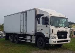 Hyundai HD260. Новый грузовой фургон во Владивостоке, 12 344 куб. см., 16 500 кг.