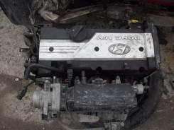 Головка блока цилиндров. Hyundai Accent
