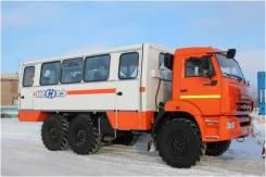 Нефаз 4208. -411 Вахтовый автобус 22+2места, 6 700 куб. см., 22 места