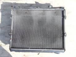 Радиатор охлаждения двигателя. Mazda MPV, LVLR Двигатель WLT