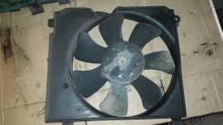 Вентилятор охлаждения радиатора. Chevrolet Lanos Двигатель A15SMS