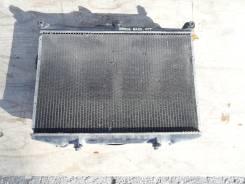 Радиатор охлаждения двигателя. Nissan Datsun, QYD21 Двигатель NA20