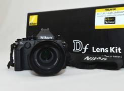 Nikon DF. 15 - 19.9 Мп, зум: без зума