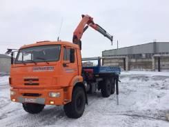 Камаз 43118-1013-10. Камаз 43118 + Palfinger РK15500 Performance, 11 760 куб. см., 6 000 кг.