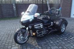 Honda Gold Wing. 1 800 куб. см., исправен, без птс, без пробега