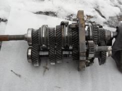 Механическая коробка переключения передач. Nissan Terrano, LBYD21 Nissan Datsun Nissan Atlas Двигатель TD27T