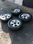 Bridgestone Blizzak DM-Z3. Зимние, без шипов, 2008 год, износ: 20%, 4 шт
