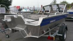 Rusboat. 2018 год год, длина 4,50м., двигатель подвесной, 70,00л.с., бензин