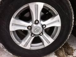 Продам колеса зимние в сборе R18 Toyota Land Cruiser. x18 5x150.00 ET60 ЦО 110,0мм.