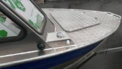 Rusboat. Год: 2017 год, длина 4,50м., двигатель подвесной, 60,00л.с., бензин. Под заказ