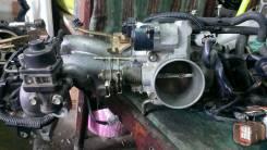 Заслонка дроссельная. Subaru Legacy, BE5, BH5 Subaru Forester, SG5 Двигатель EJ202