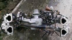 Коллектор впускной. Subaru Legacy, BE5, BH5 Subaru Forester, SG5 Двигатель EJ202