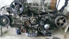 Двигатель в сборе. Subaru Forester, SG5 Двигатели: EJ202, EJ20