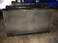 Радиатор охлаждения двигателя. Subaru Impreza, GD
