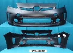 Бампер. Toyota Prius, ZVW30