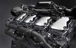 Двигатель в сборе. Scania R