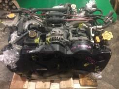 Двигатель в сборе. Subaru Forester, SF5, GC8, GF8 Subaru Impreza WRX STI, GC8, GF8 Двигатель EJ20G