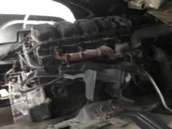 Двигатель в сборе. Scania
